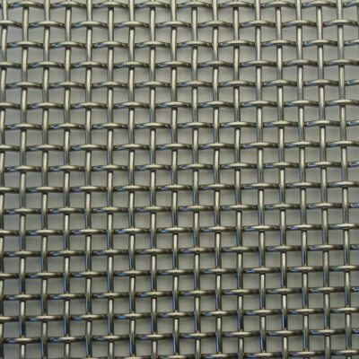 M00516 Fine Woven Wire Mesh Per Metre: 3.5mm Openings