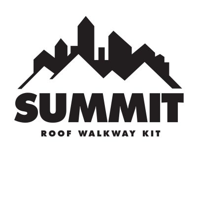 Gripspan Summit Roof Entry Kit: 2m Alu Safety Walkway & Gate