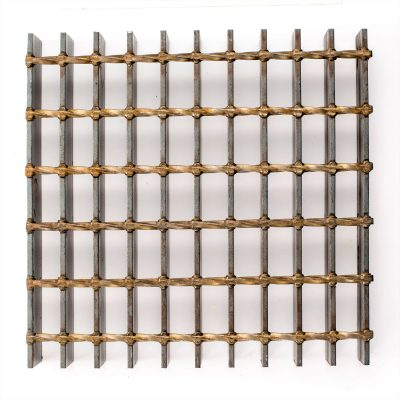 Grating Pattern B 25×5 Loadbar, 995x5800mm