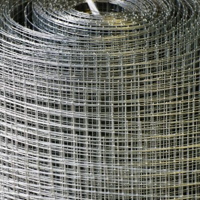 W012GB Welded Wire: Pricing Per Metre, Minimum order 30 Metres 12mm Opening Galvanised wire