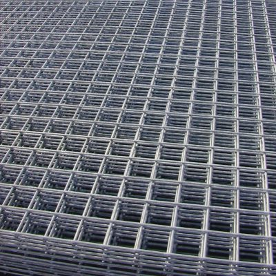 W025 Welded Wire Mesh Sheet: 25mm Openings