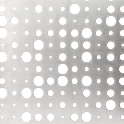 Champagne Pattern Perforated Metal Sheet